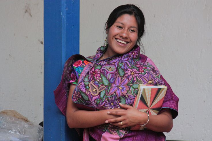 Nov. 28-29th 10am-6pm :: Epseranza Peace and Justice Centers 25th Annual Mercado de Paz/Peace Market :: This is a woman representing La Red Binacional Niu Matat Napawika (representing 10 states in Mexico) who work for women's rights, and works towards equity between the genders within indigenous communities and the world as a whole :: 922 San Pedro, San Antonio TX 78212