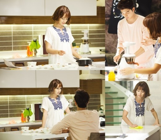 Lee Min Jung and Gong Yoo's newlywed life in Big