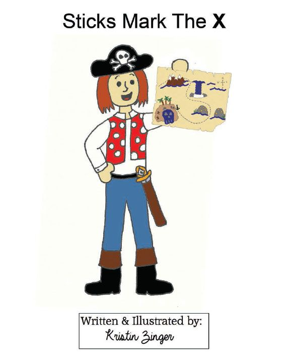Set sail on a pirate adventure with Captain Ellie. She and her First Mate John, follow a map to various places with s-blend names.  Bright, lively pictures will capture any child's interest, they will hardly know they are working on speech and language targets.  Zinger Book Zoo is pleased to offer this book as a free pdf download. It will offer you a peek into our world of simple art and how we incorporate speech and language goals into stories.