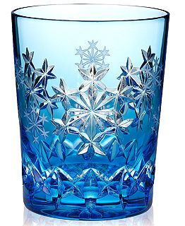 Waterford Crystal Gifts, 2013 Snowflake Wishes for Goodwill Collection - Christmas Drinkware - Holiday Lane - Macy's
