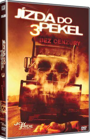 Film Jízda do pekla 3 na DVD / Joy Ride 3 dvd