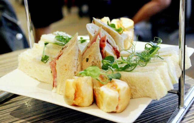 The Afternoon Tea Club Reviews: Matilda Tea at The Radisson Blu Edwardian