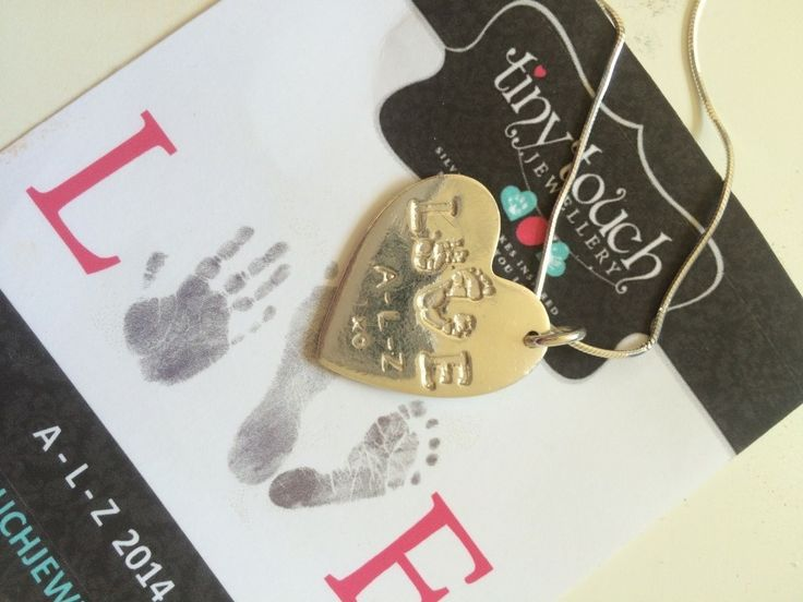**Review** Tiny Touch Forever Love pendant- Babymusthaves.net