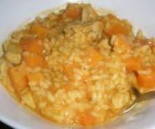 Chicken & Sweet Potato Risotto | Official Thermomix Recipe Community