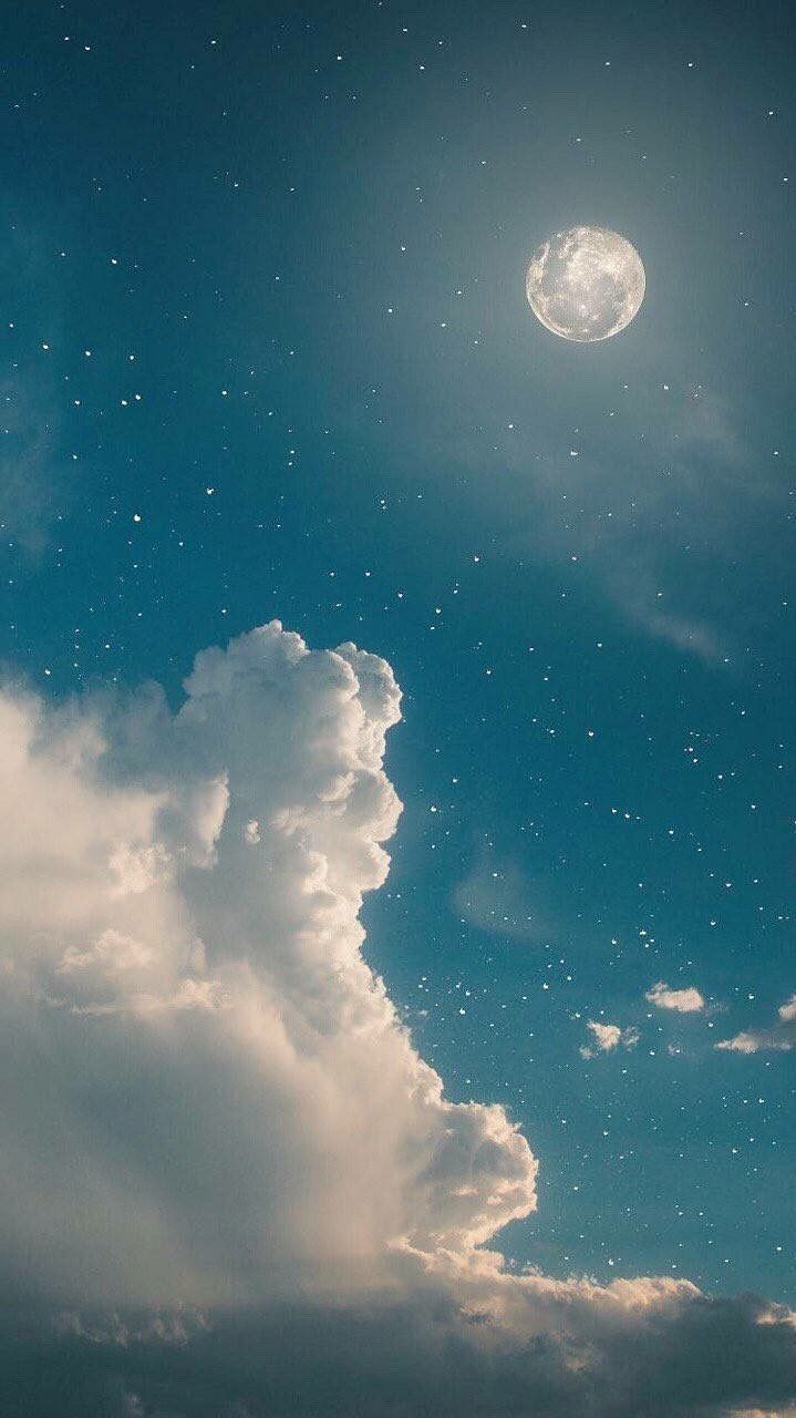 Pin By Help Fans On Summer 2018 Sky Aesthetic Night Sky Wallpaper Wallpaper Iphone Summer