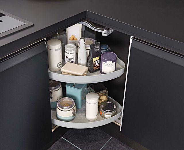 Les 25 meilleures id es concernant le tableau cuisine - Plateau tournant pour meuble de cuisine ...