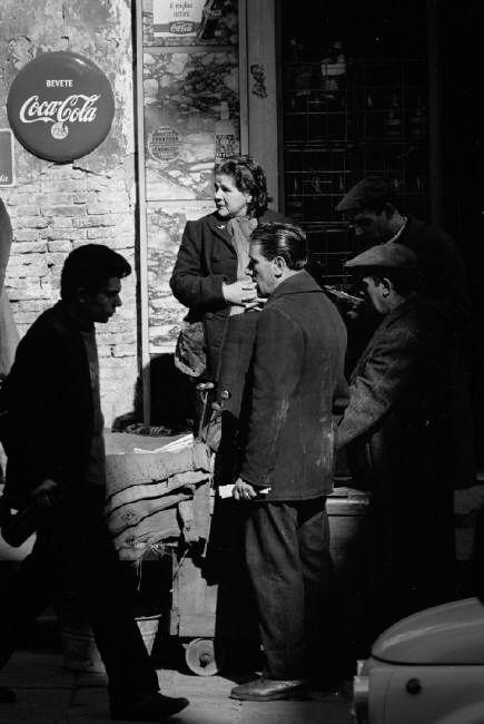 Bruno Barbey: Naples, Italy, 1964