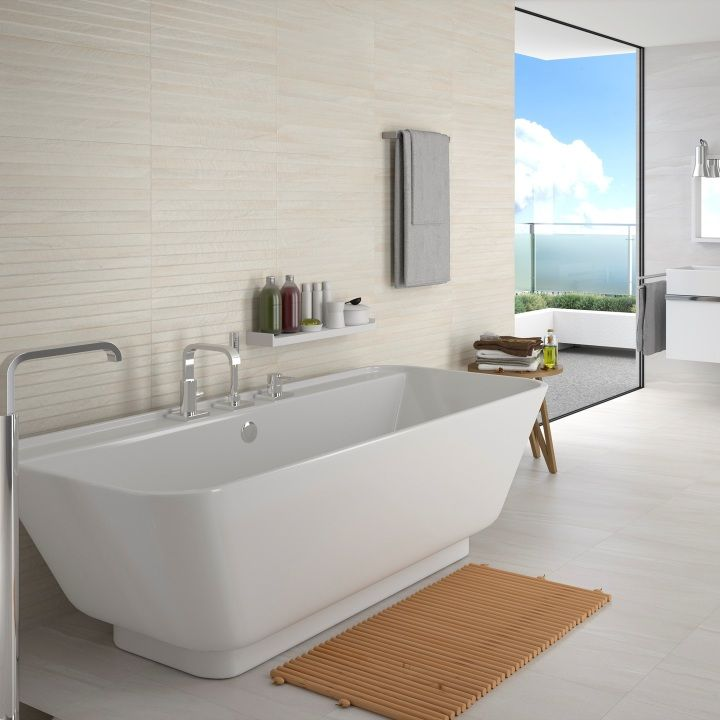 reval textured wall tiles in cream look stunning with the reval cream porcelain tiles these