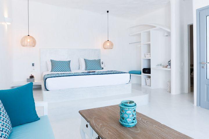 178 best images about santorini interior design on for Design hotel greece