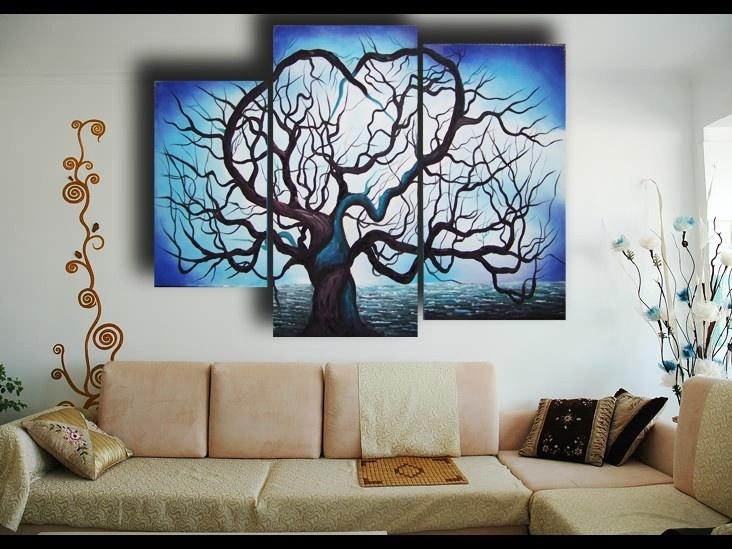 Nature's Heart_Great Oil Painting.  http://bestartdeals.com.au
