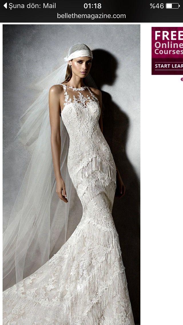 634 besten Wedding Bilder auf Pinterest | Hochzeitskleider ...