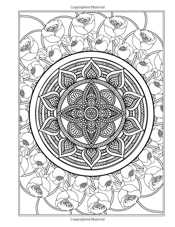coloring pages islamic patterns images - photo#36