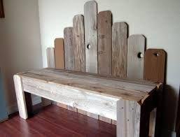Afbeeldingsresultaat voor houten bankje zelf maken