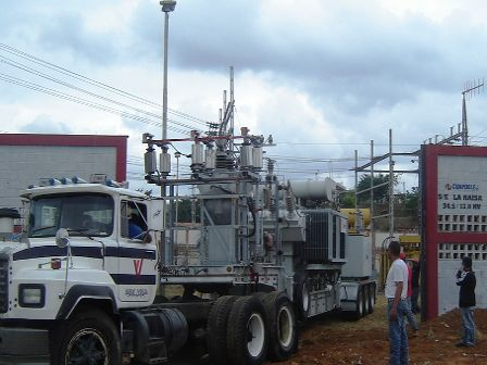 Aumento de capacidad a 35 MVA de subestación La Raisa mejora servicio eléctrico en Valles del Tuy | CORPORACIÓN ELÉCTRICA NACIONAL