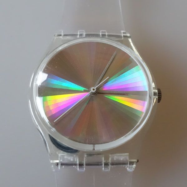 Swatch Clear Dance. New!