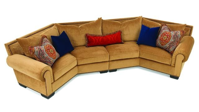 Marlo Conversation Sofa By Rc Gray Leather Living Room Pinterest