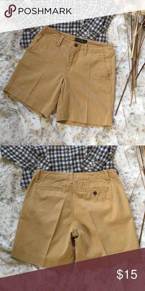 LRL Lauren Jeans Co Camel Shorts Camel 100% cotton shorts. Excellent condition. Lauren Ralph Lauren Shorts