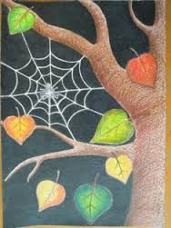 Výsledek obrázku pro výtvarná výchova podzim
