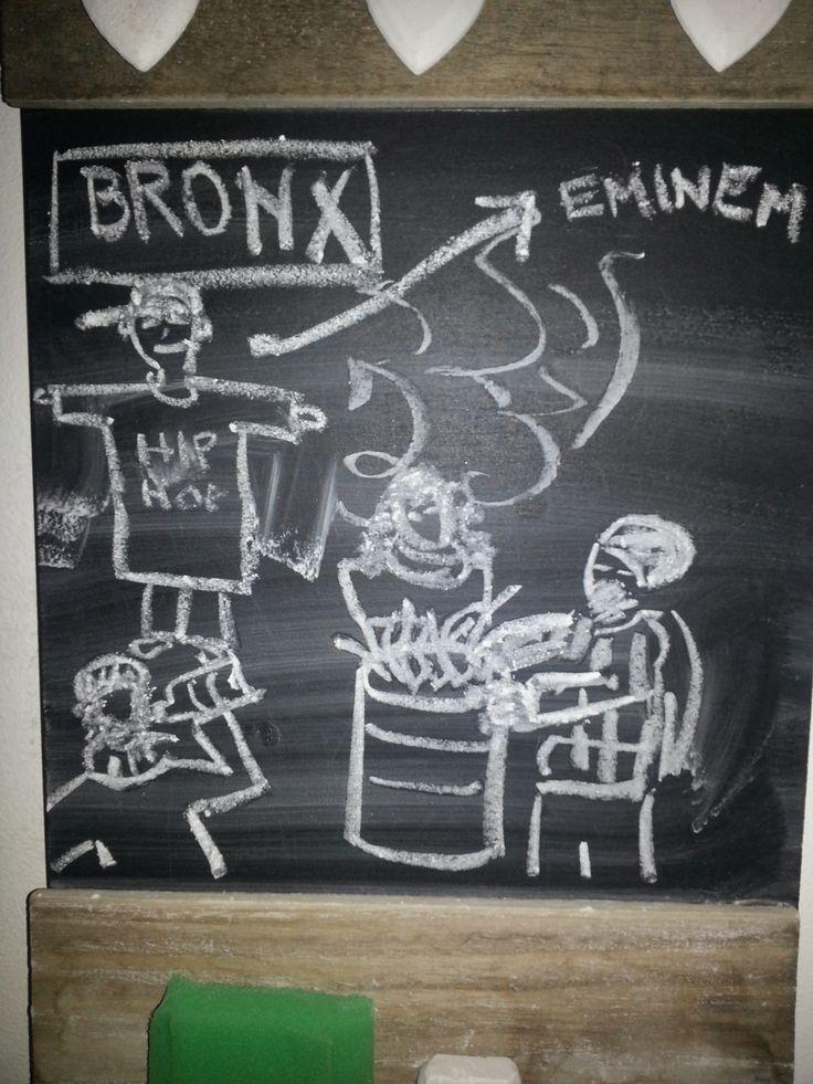 Celebration in the Bronx