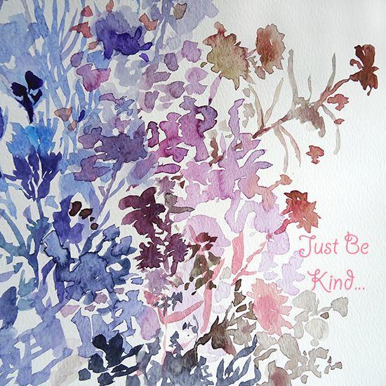 @Bev Bush Just Be Kind #makeitindesign AND #ubpcomp