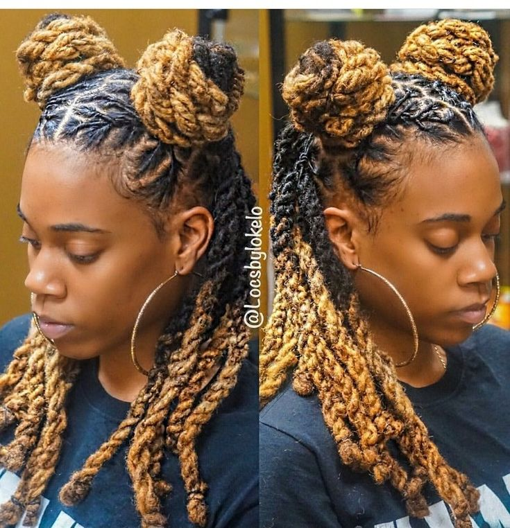 Locsbylokelo did this !! The precision on this retwist !!
