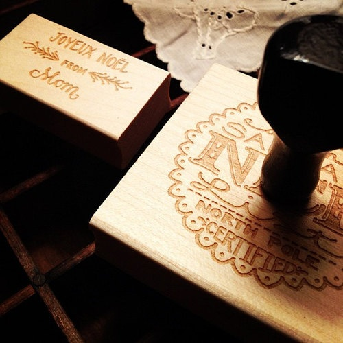 Receive 10% off any order in my Letter Be shop, from now through Tuesday morning! Simply use coupon code THANKFUL at checkout! Personalized calligraphy stamps make lovely, one-of-a-kind gifts!  Regardless of whether you order from me, I do hope that you will support small businesses this holiday season!