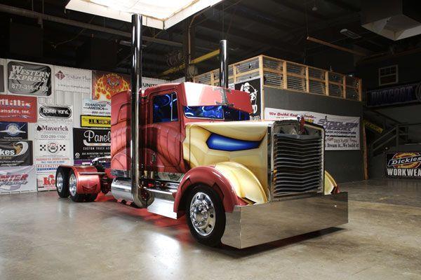 Truck Chrome Shop Near Me >> 94 best pimped out trucks images on Pinterest | Big trucks ...