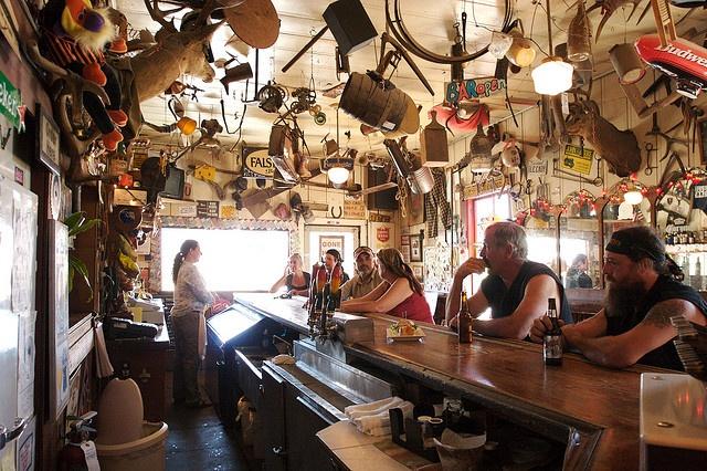 The Bar at Dry Creek General Store-Healdsburg, CA