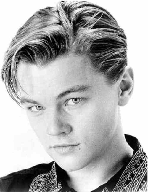 Leonardo Dicaprio Haarschnitt Noch Zu Kurze Lange Frisur Leonardo