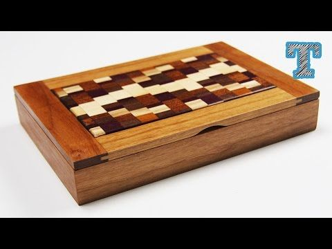 Make A Wooden Box With Scrap Wood