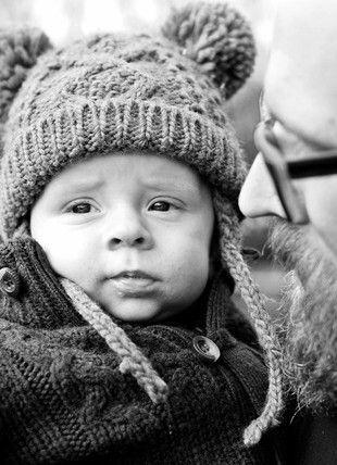 Kaufe meinen Artikel bei #Mamikreisel http://www.mamikreisel.de/kleidung-fur-jungs/warme-mutzen-and-wintermutzen/42620746-zara-baby-puschel