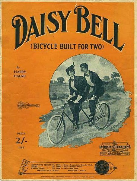 Daisy Bell song