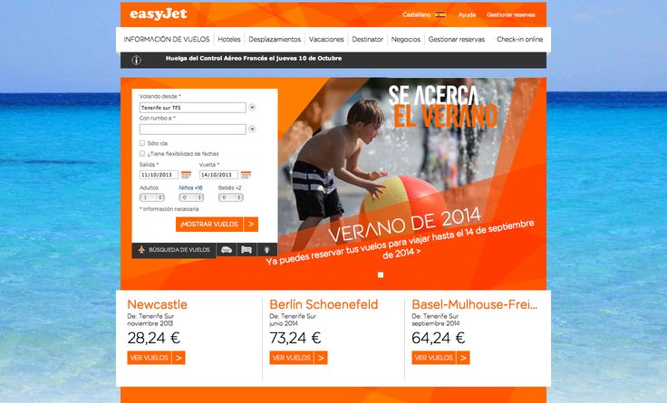 Flat colour Consistant CTA Too much orange? CTA placement on Search a bit awkward Dates are together on Search