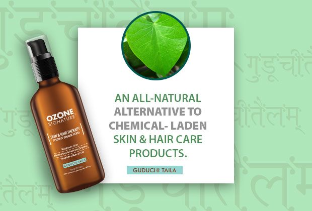 Ozone Is Committed To Non Toxic Skin And Hair Care For Over 16