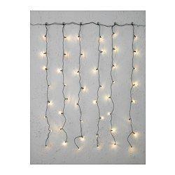 die besten 25 led lichtervorhang ideen auf pinterest lichtervorhang licht deko weihnachten. Black Bedroom Furniture Sets. Home Design Ideas