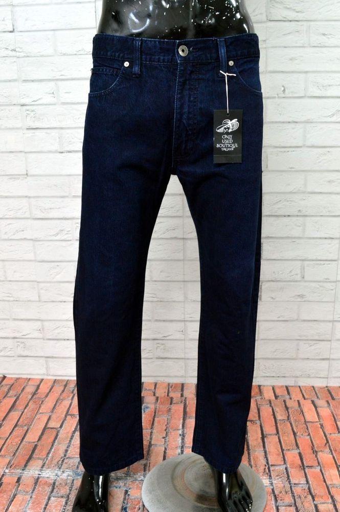 more photos 6e96f 042da Jeans ARMANI JEANS Uomo Taglia Size 36 Pantalone Skinny Man ...