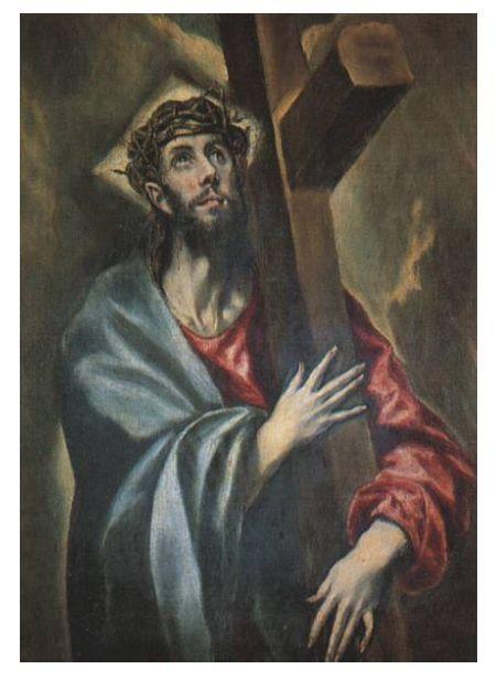 El Greco Famous Artwor... Famous Spiritual Paintings