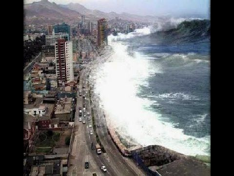 The Most Terrifying Tsunami Video Ever - Andrasi.ro
