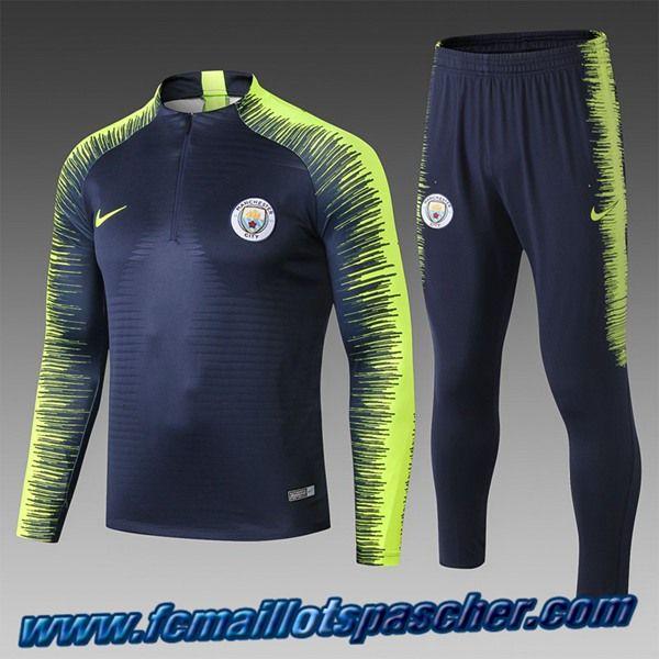 huge discount 50% price excellent quality Magasin De Ensemble Survetement Manchester City Enfant Noir ...