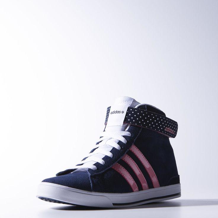 adidas - Zapatillas BBNEO Daily Twist Mid Mujer
