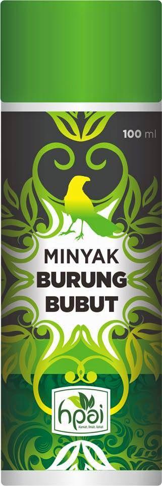 MINYAK BURUNG BUBUT - MASBI store