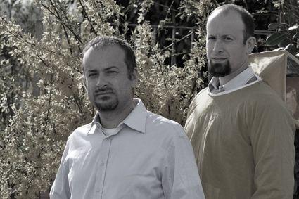 Giorgio e Davide Baracani, apicoltori in Emilia-Romagna