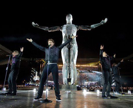 Take That Progress Tour / 2011