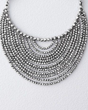Linda Levinson Designs Bib Necklace