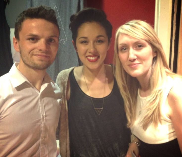 Timeless Acoustic catch up with talented friend Kina Grannis