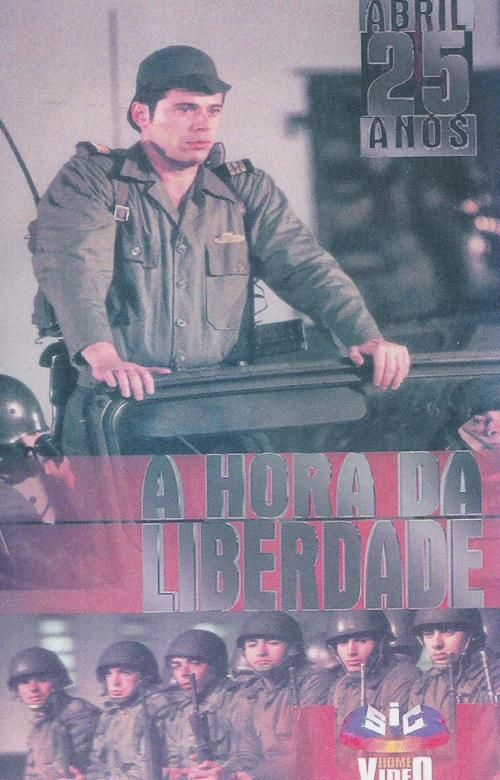25 de Abril - A Hora da Liberdade - Key players offer a moment-by-moment reconstruction of events leading up to the 1974 military coup that liberated Portugal and restored democracy.
