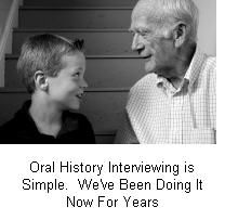 Tips For Conducting a Successful Oral History Interview