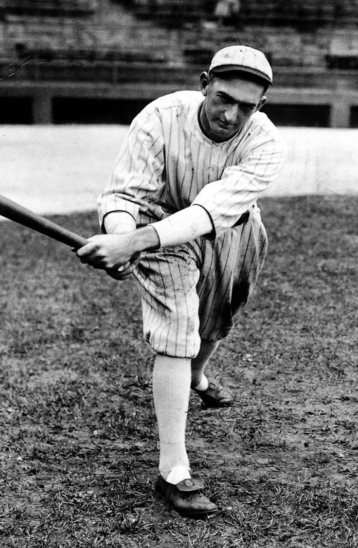 Chicago White Sox outfield 'Shoeless' Joe Jackson was a prominent figure in the 1919 World Series scandal.