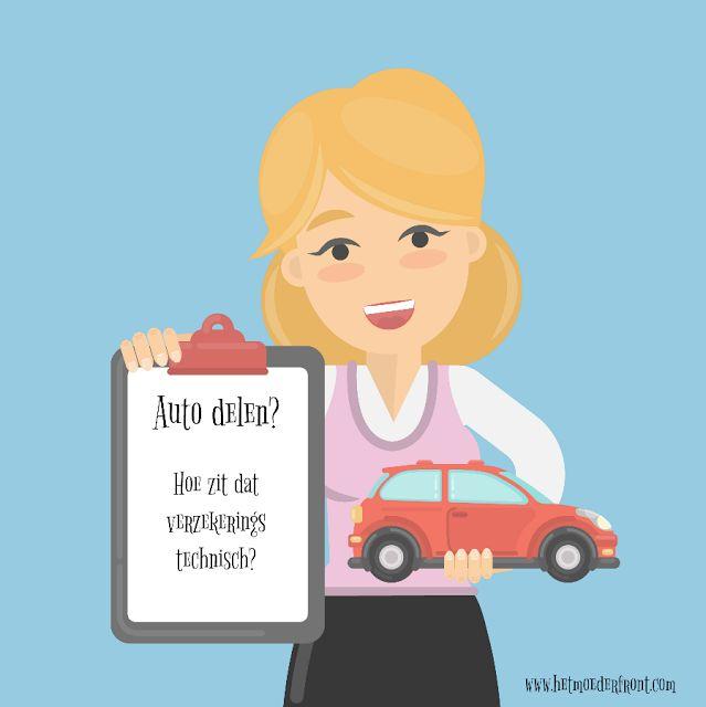 Besparen met een deelauto: maar hoe zit het met je verzekering?