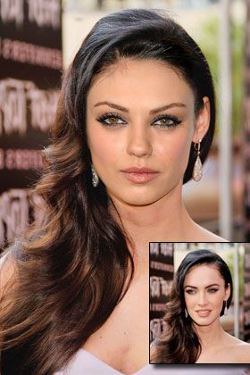 Oscar Predictions 2011: Celebrity Hairstyles